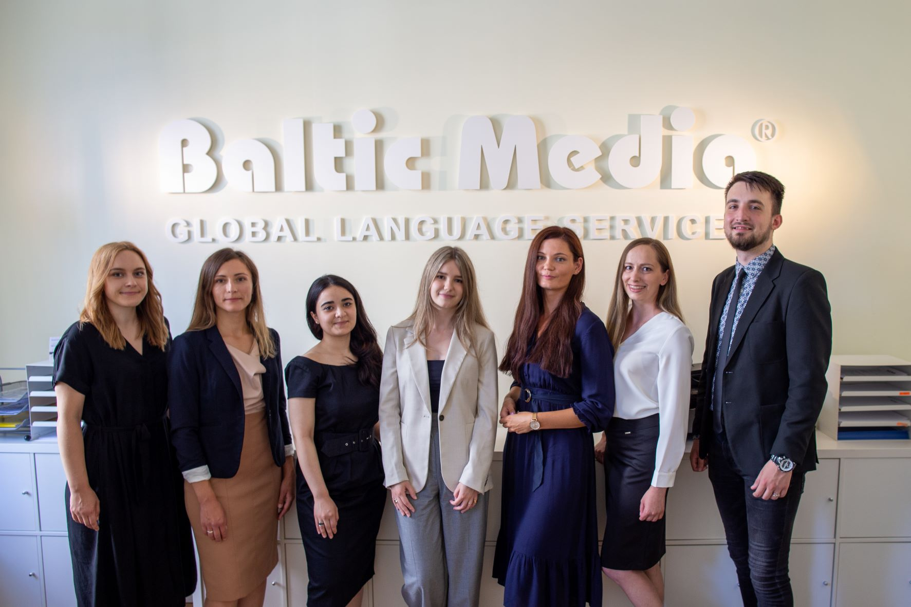 Baltic Media is a leading digital translation and localization company in Northern Europe