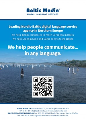 Online Translation Service Agency Baltic Media | Nordic - Baltic Media Translation Provider