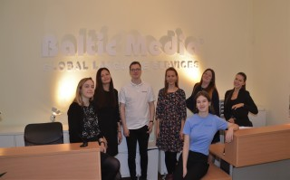 Translation Service Company Baltic Media Ltd: Nordic - Baltic Language Service Provider