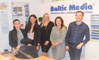 International Translation Agency in Northern Europe /Head Office Baltic Media